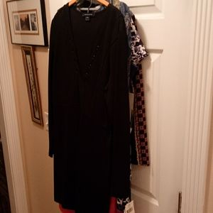 Black dress sz 12 French Connection